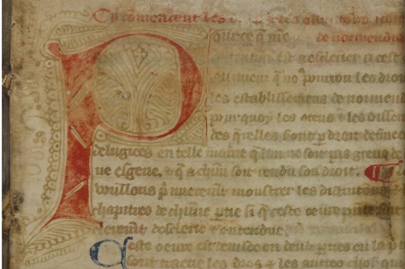 Caen, Bibl. mun., ms. 0055, f. 001- vue 3