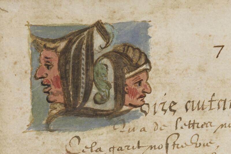 Caen, Bibl. mun., ms. 0207, f. 012v - vue 2
