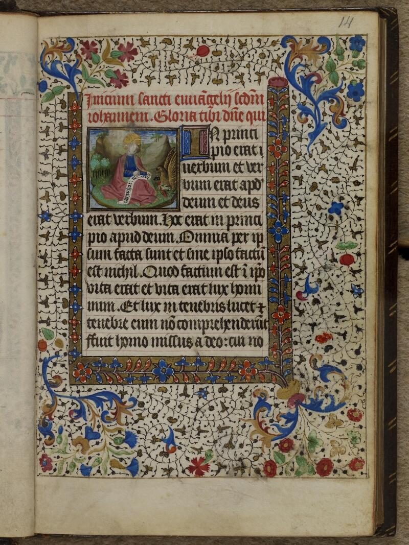 Caen, Musée, Coll. Mancel ms. 0239, f. 014