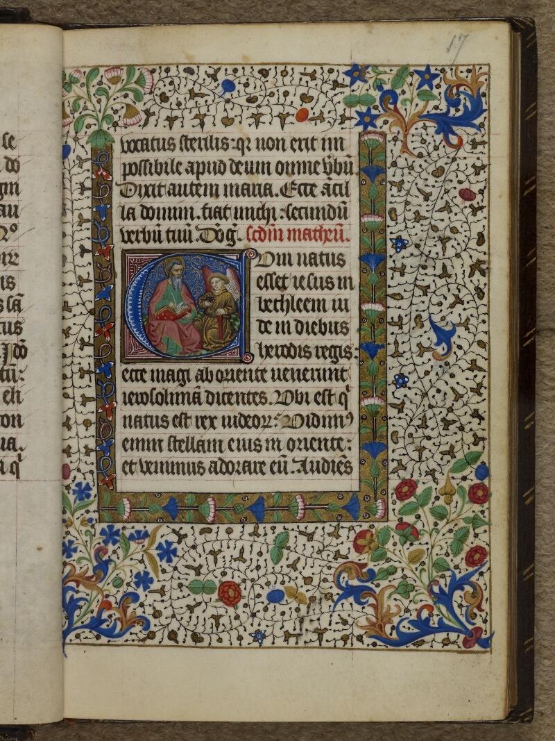 Caen, Musée, Coll. Mancel ms. 0239, f. 017