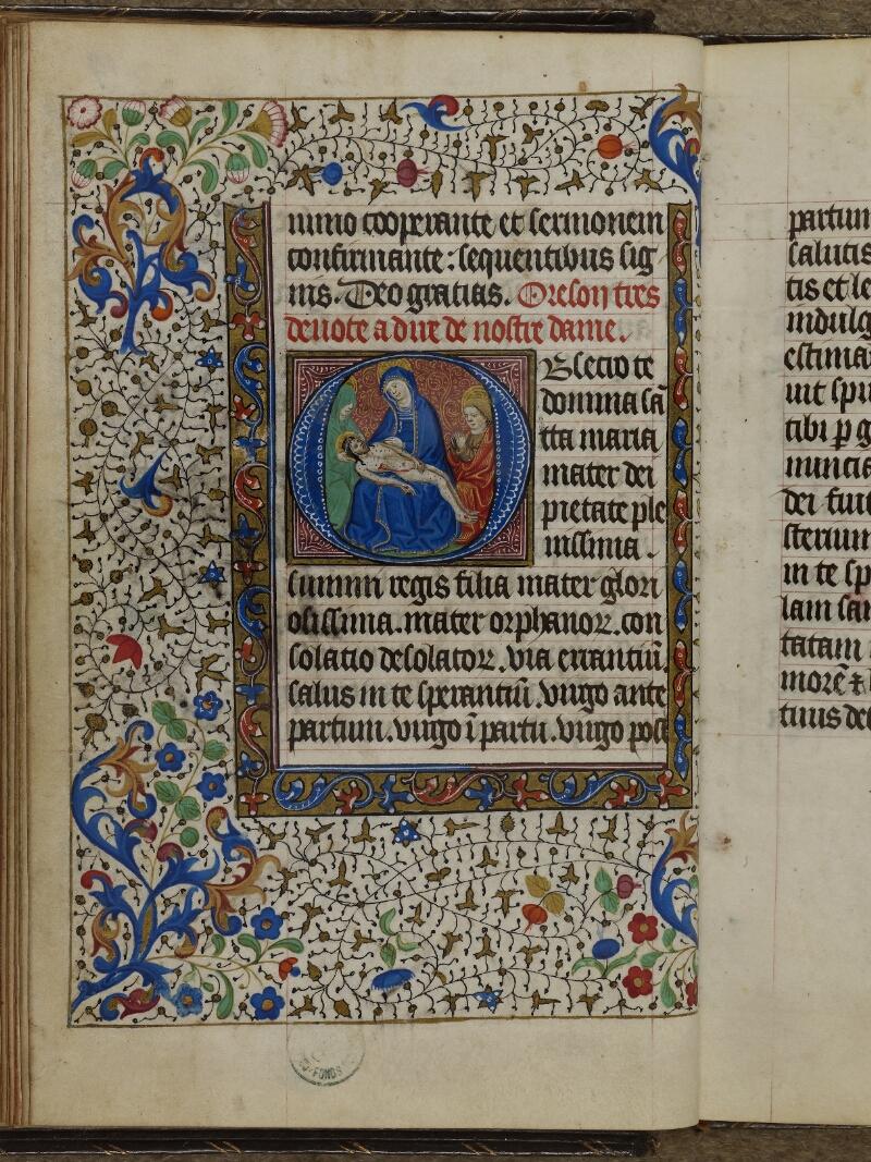Caen, Musée, Coll. Mancel ms. 0239, f. 019v
