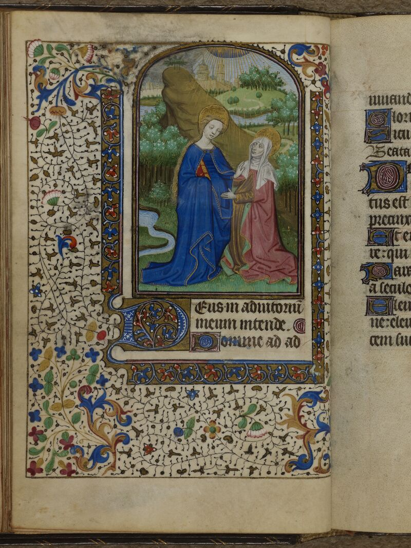 Caen, Musée, Coll. Mancel ms. 0239, f. 037v