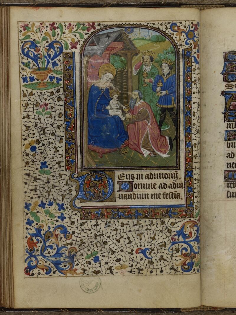 Caen, Musée, Coll. Mancel ms. 0239, f. 056v