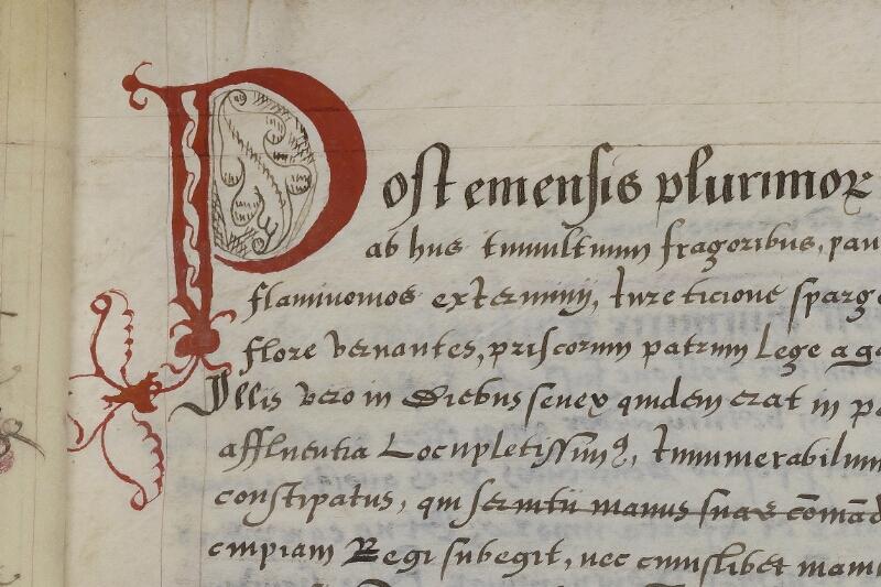 Caen, Musée, Coll. Mancel ms. 0145, f. 006 - vue 2
