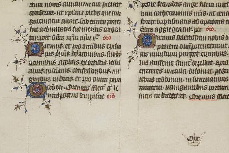 Caen, Musée, Coll. Mancel ms. 0237, f. 064v - vue 2