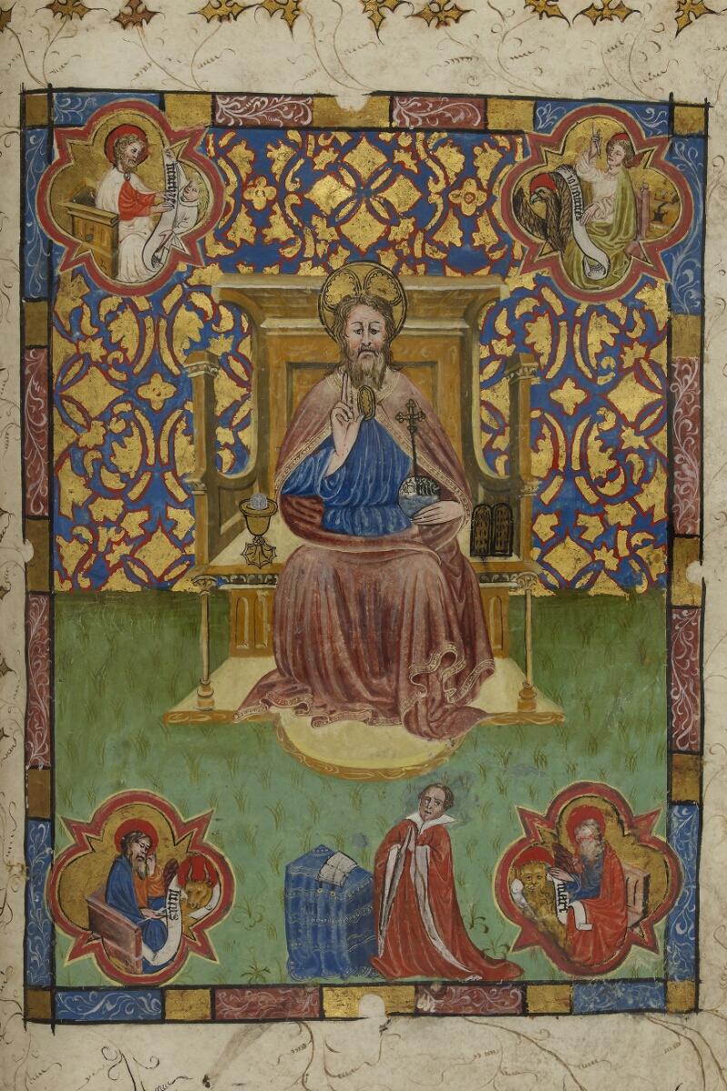Caen, Musée, Coll. Mancel ms. 0237, f. 074 - vue 2