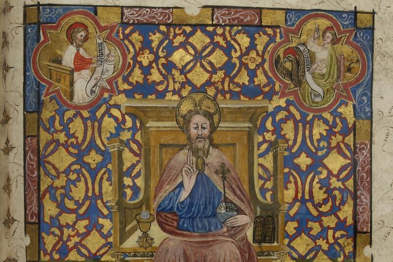 Caen, Musée, Coll. Mancel ms. 0237, f. 074 - vue 3