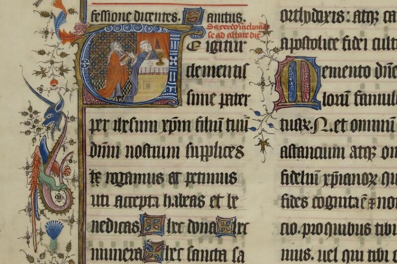 Caen, Musée, Coll. Mancel ms. 0237, f. 078v - vue 2