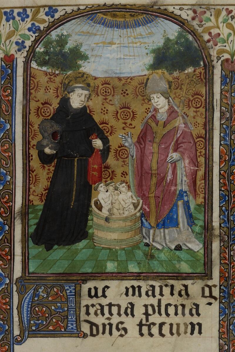 Caen, Musée, Coll. Mancel ms. 0239, f. 013 - vue 2