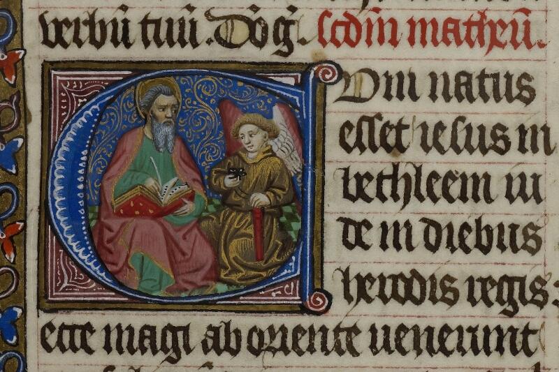 Caen, Musée, Coll. Mancel ms. 0239, f. 017 - vue 2
