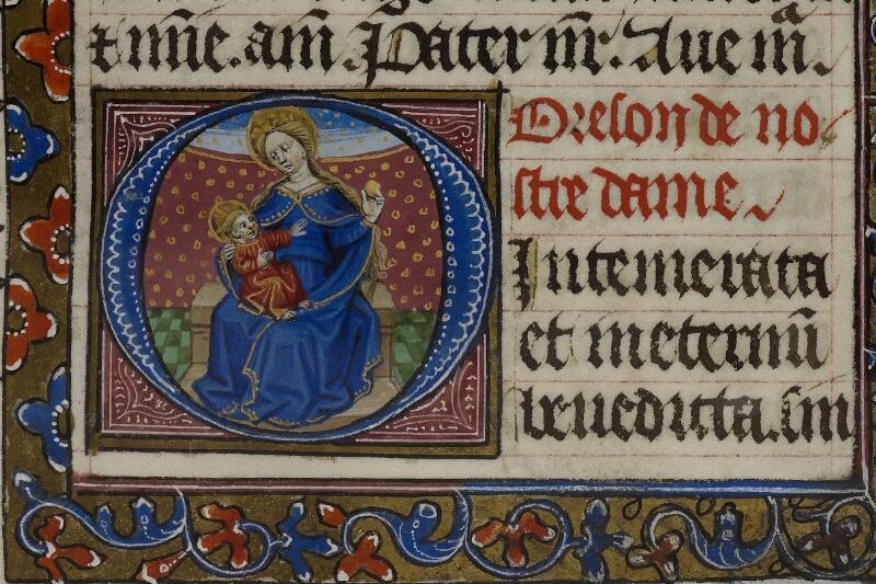 Caen, Musée, Coll. Mancel ms. 0239, f. 023 - vue 2