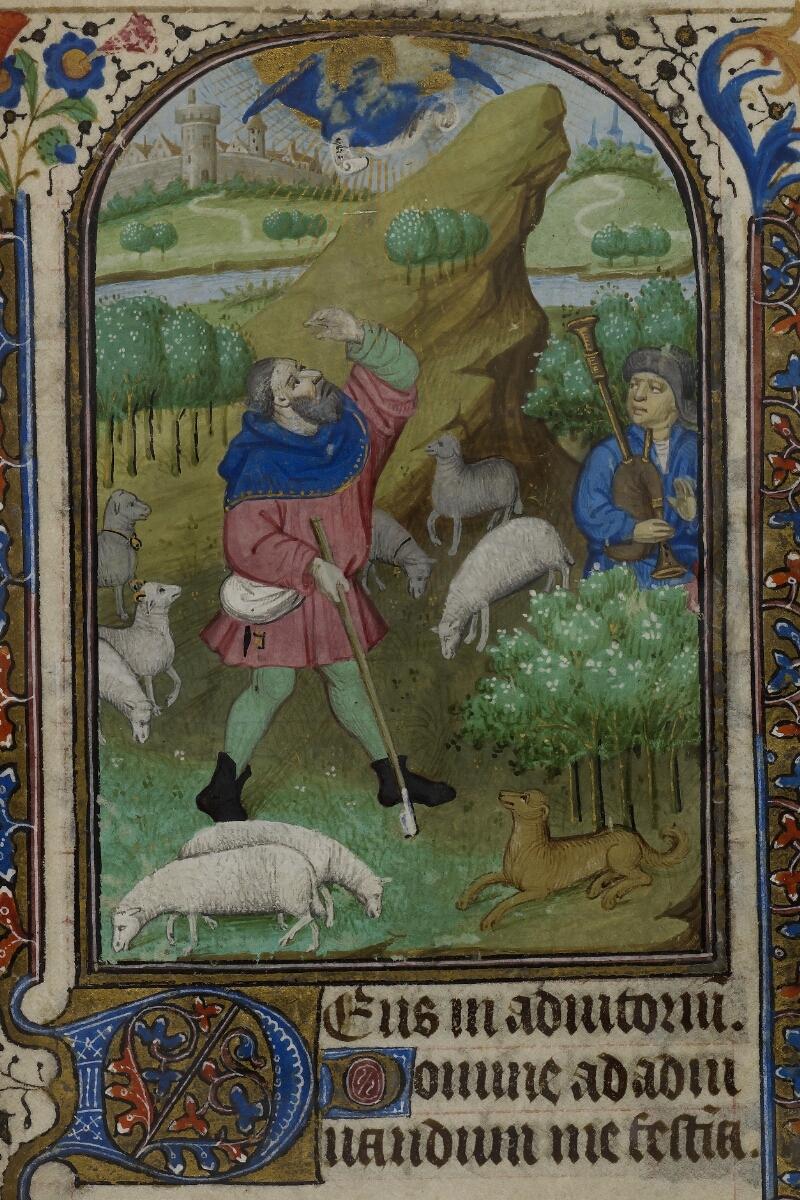 Caen, Musée, Coll. Mancel ms. 0239, f. 053 - vue 2