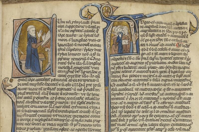Caen, Musée, Coll. Mancel ms. 0245, f. 011 - vue 3