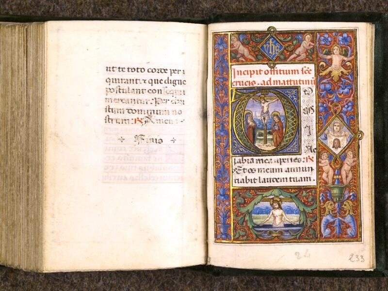 f. 232v - 233, f. 232v - 233