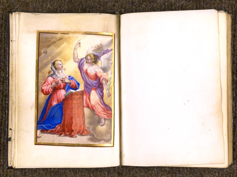 CHANTILLY, Bibliothèque du château, 0093 (1041), p. 000F - 000G