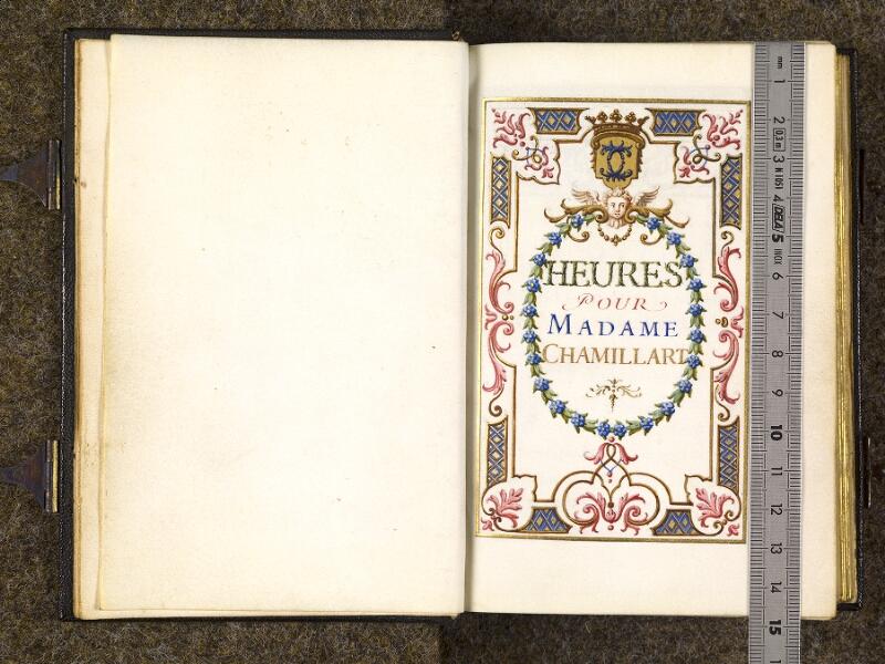 CHANTILLY, Bibliothèque du château, 0094 (1285), p. 000F - 000G avec réglet