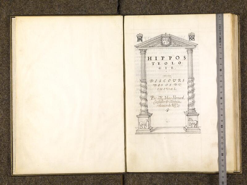 CHANTILLY, Bibliothèque du château, 0337 (1482), f. 000Av - 001 avec réglet