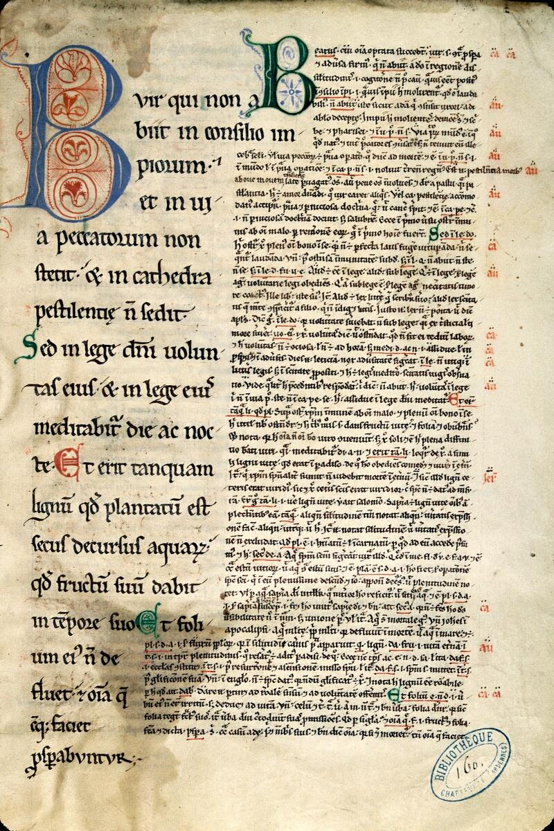 Charleville-Mézières, Bibl. mun., ms. 0160, t. V, f. 002