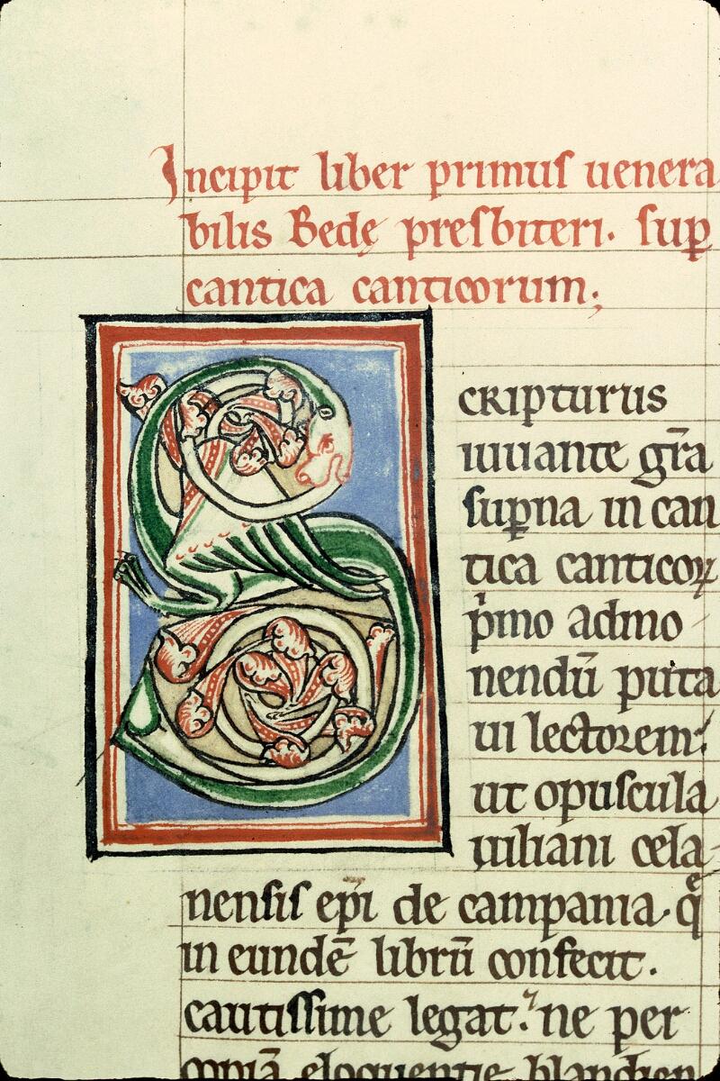 Charleville-Mézières, Bibl. mun., ms. 0165, f. 001v