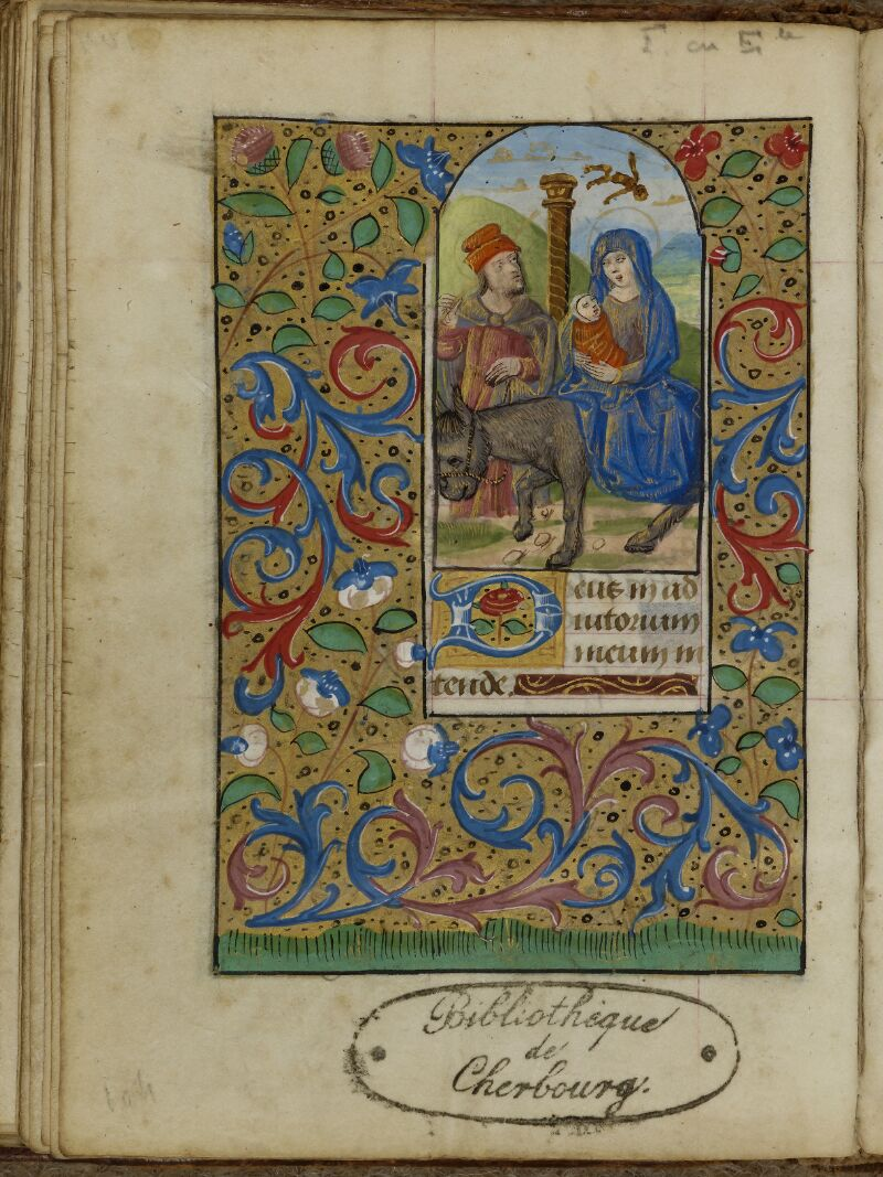 Cherbourg, Bibl. mun., ms. 0007, f. 104v