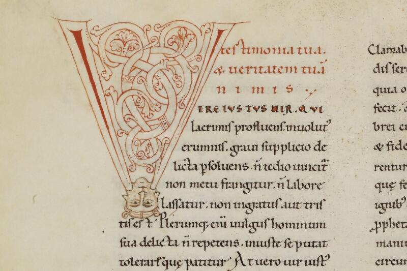 Cherbourg, Bibl. mun., ms. 0002, f. 099v - vue 2