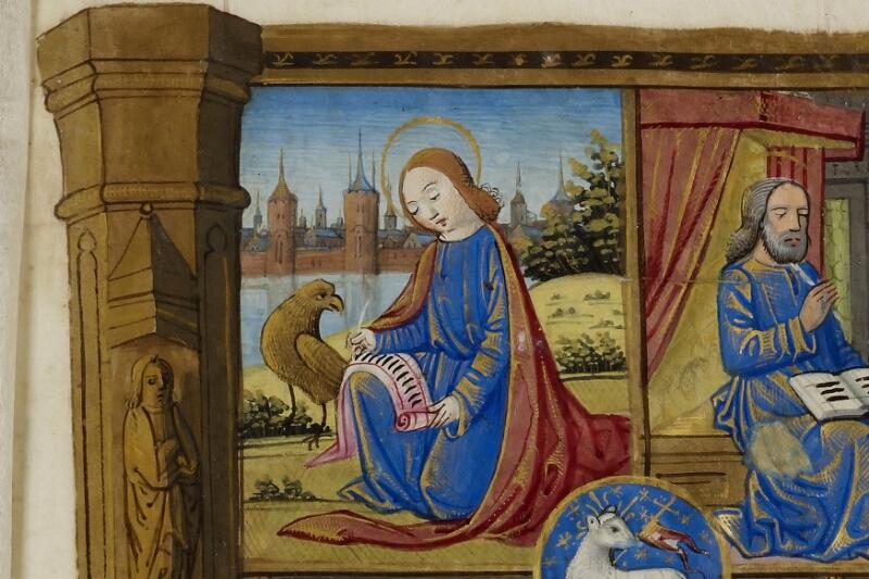 Cherbourg, Bibl. mun., ms. 0005, f. 013 - vue 2