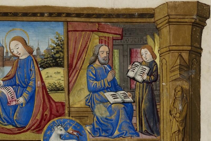 Cherbourg, Bibl. mun., ms. 0005, f. 013 - vue 3