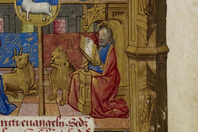 Cherbourg, Bibl. mun., ms. 0005, f. 013 - vue 5