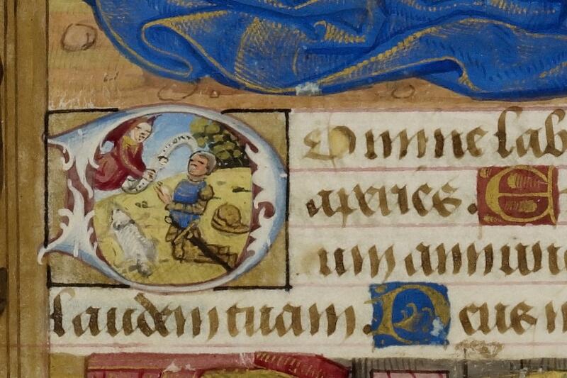 Cherbourg, Bibl. mun., ms. 0005, f. 025 - vue 3