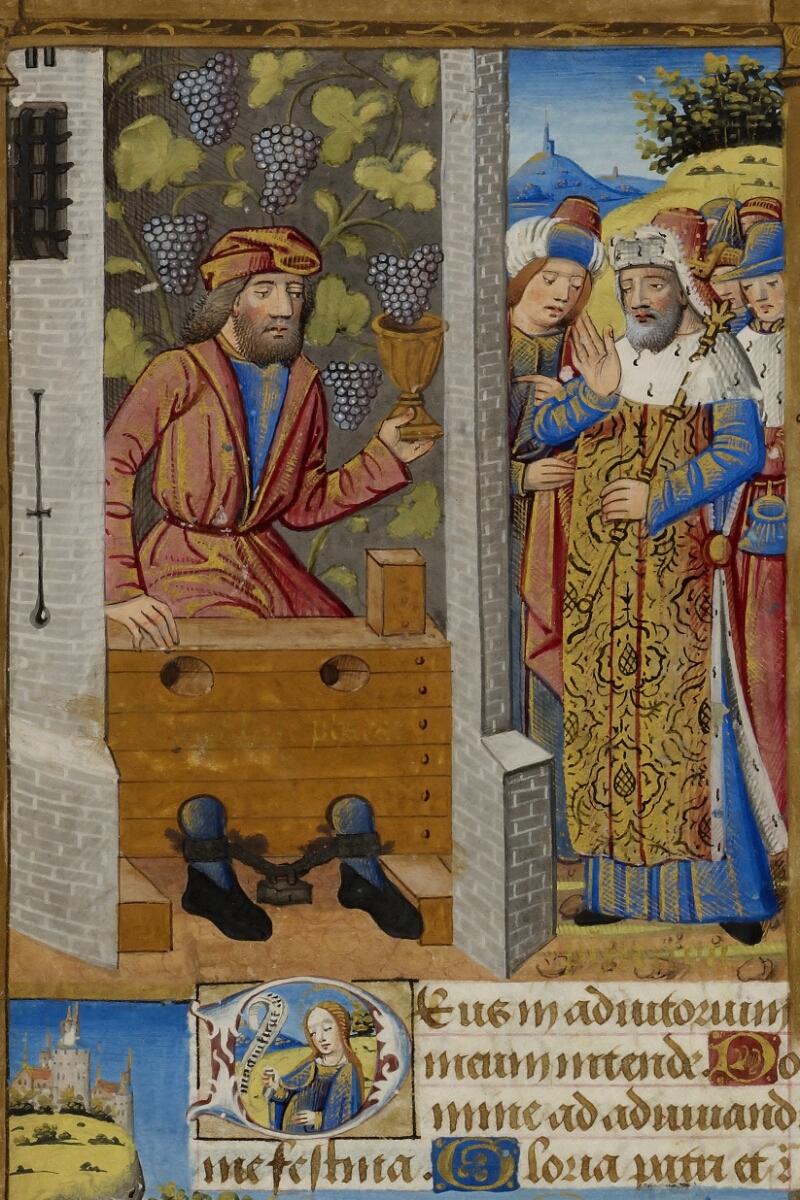 Cherbourg, Bibl. mun., ms. 0005, f. 032v - vue 2