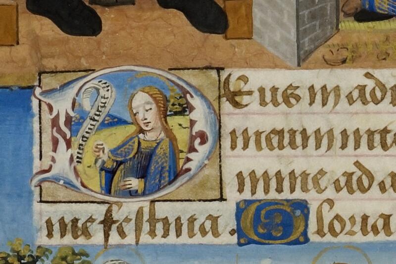Cherbourg, Bibl. mun., ms. 0005, f. 032v - vue 3
