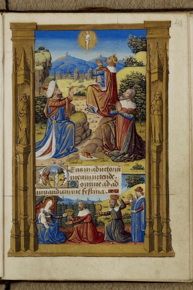 Cherbourg, Bibl. mun., ms. 0005, f. 048 - vue 1