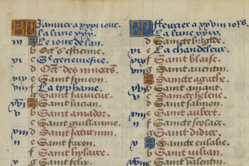 Cherbourg, Bibl. mun., ms. 0006, f. 003 - vue 2