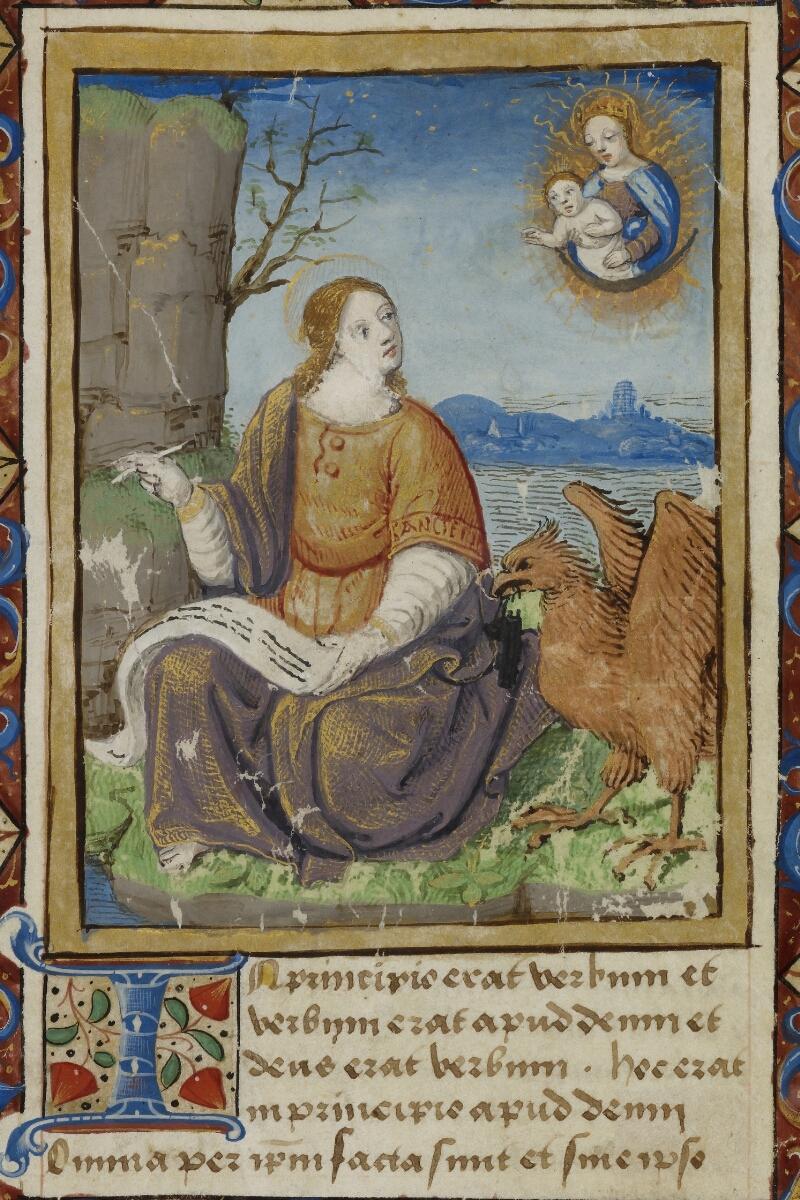 Cherbourg, Bibl. mun., ms. 0006, f. 010 - vue 2