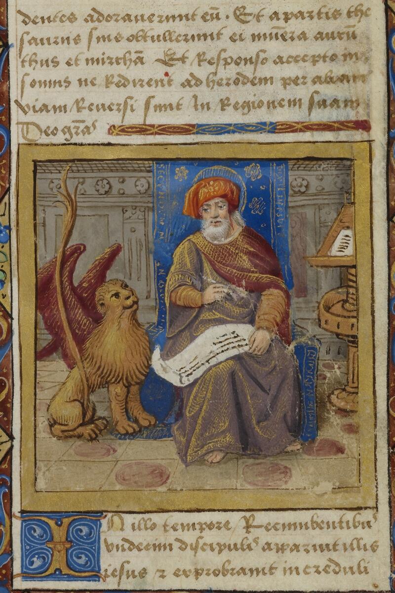 Cherbourg, Bibl. mun., ms. 0006, f. 013 - vue 2