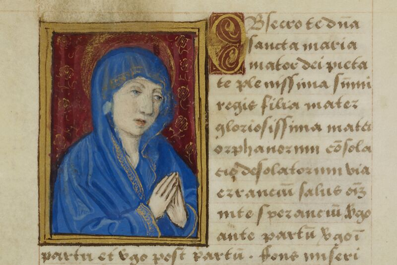 Cherbourg, Bibl. mun., ms. 0006, f. 020v - vue 2
