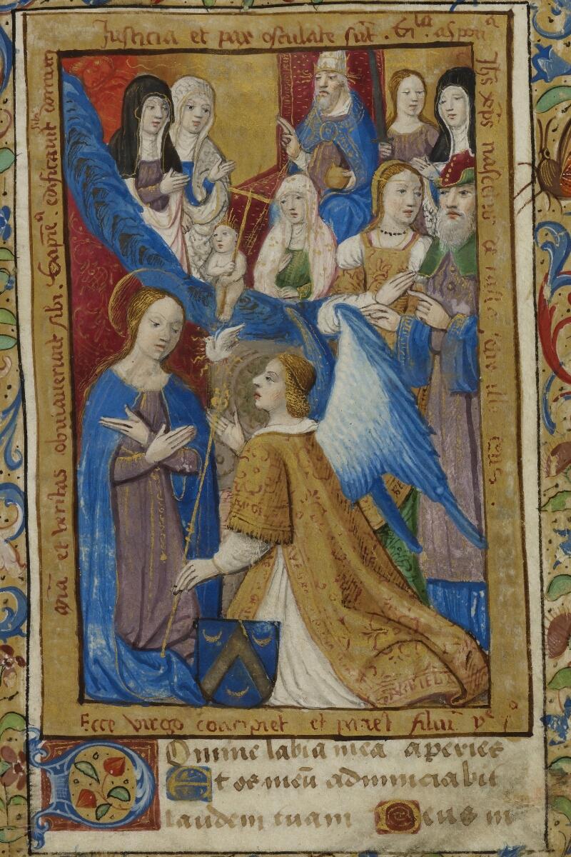 Cherbourg, Bibl. mun., ms. 0006, f. 026 - vue 2
