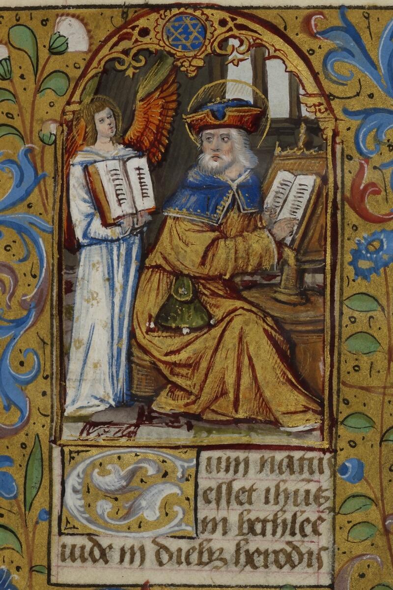Cherbourg, Bibl. mun., ms. 0007, f. 018 - vue 2