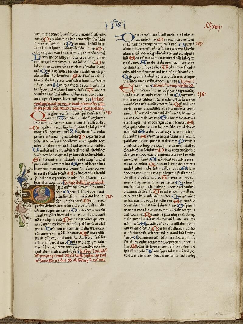 Colmar, Bibl. mun., inc. XII 2429, f. 214 - vue 1