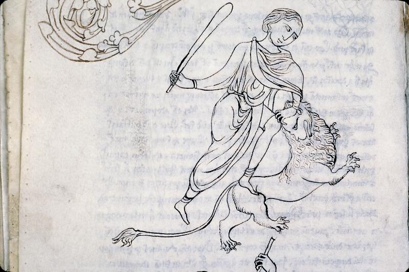 Evreux, Bibl. mun., ms. lat. 004, f. 132v - vue 2