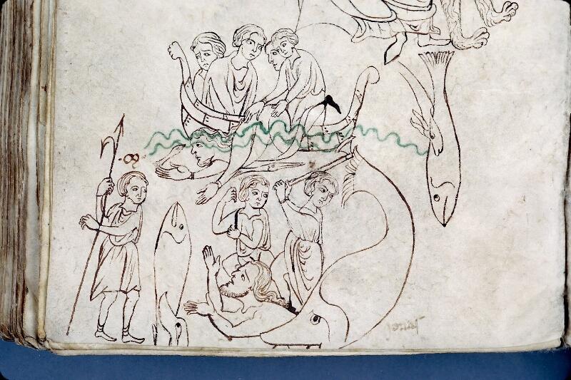 Evreux, Bibl. mun., ms. lat. 004, f. 134v - vue 3
