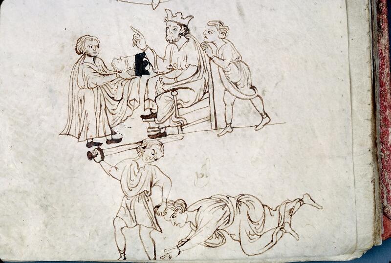 Evreux, Bibl. mun., ms. lat. 004, f. 135 - vue 3