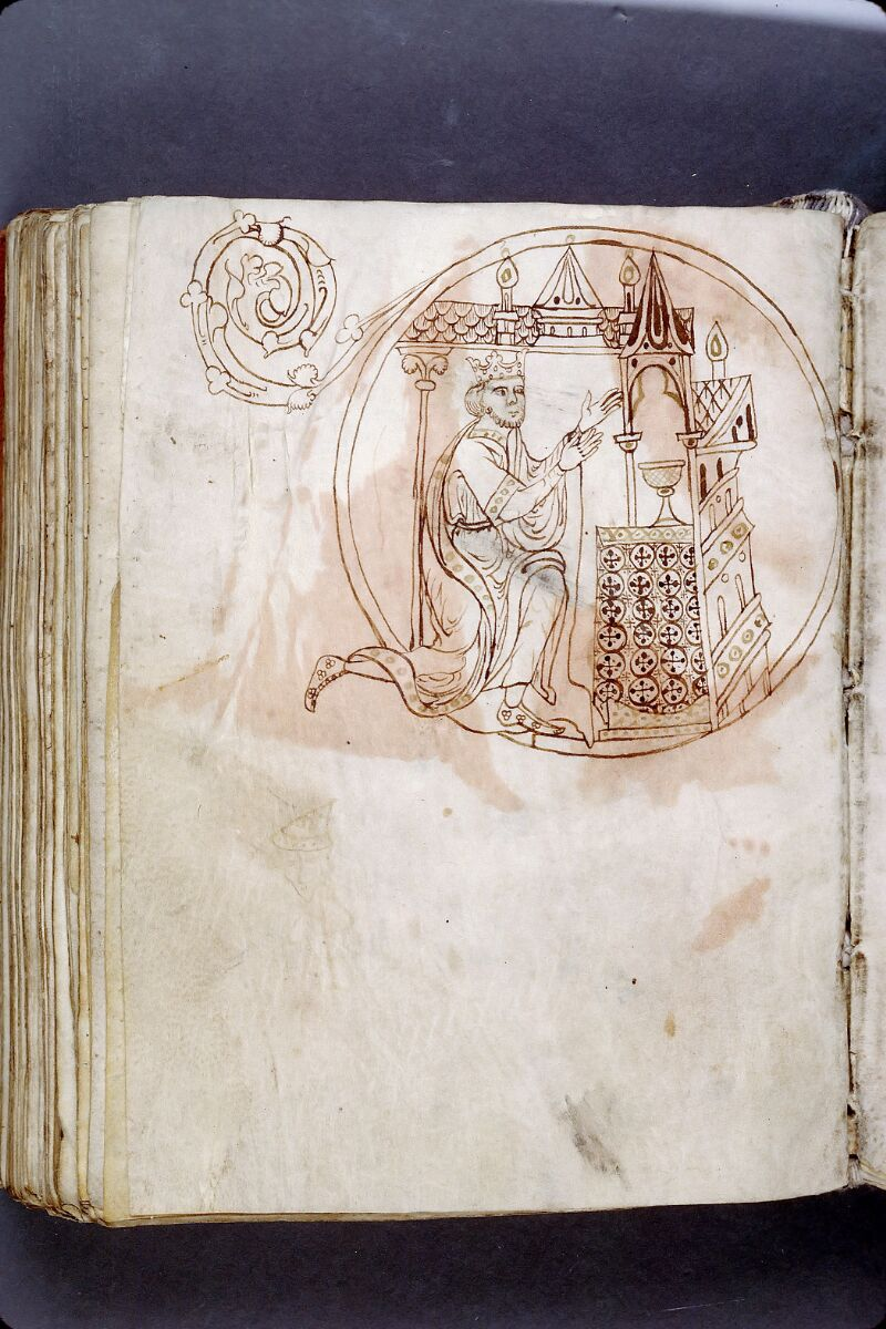 Evreux, Bibl. mun., ms. lat. 004, f. 136v - vue 1