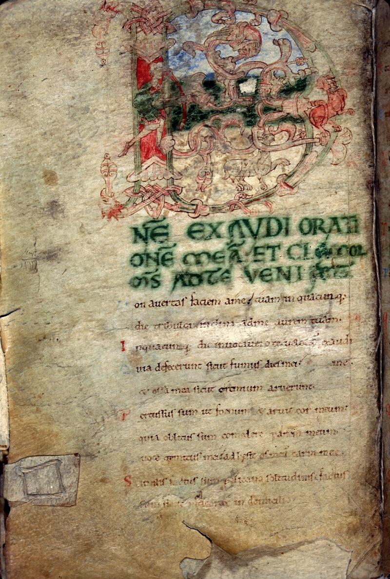 Evreux, Bibl. mun., ms. lat. 070, f. 067v - vue 1
