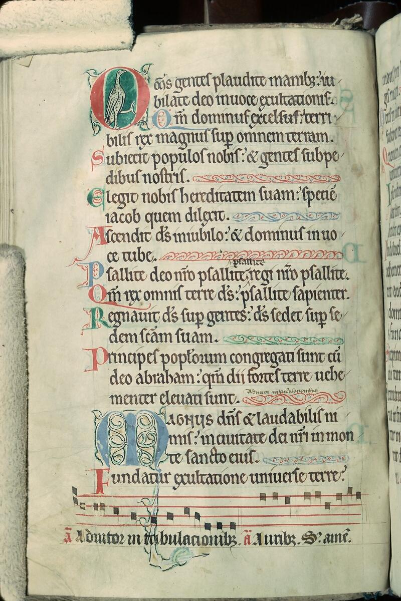 Evreux, Bibl. mun., ms. lat. 081, f. 044v - vue 1