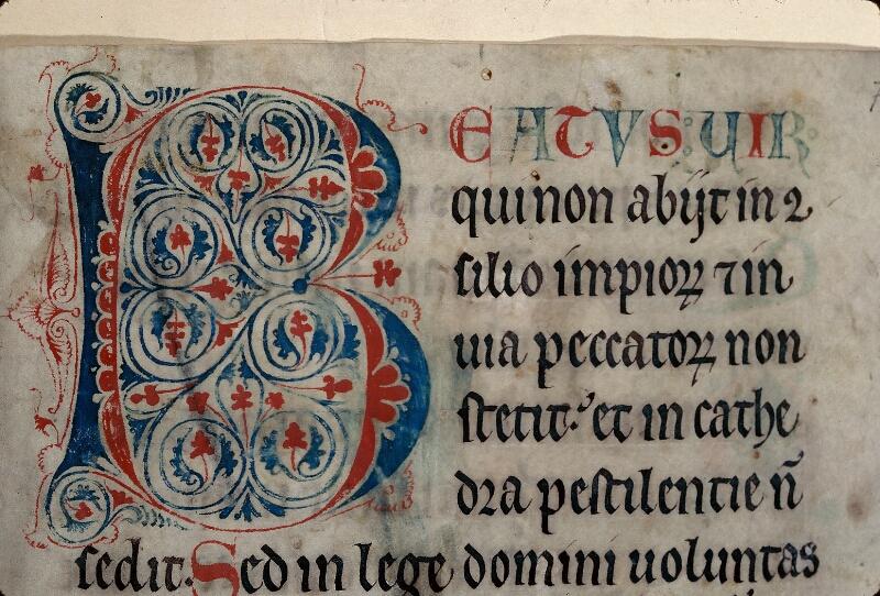 Evreux, Bibl. mun., ms. lat. 087, f. 007