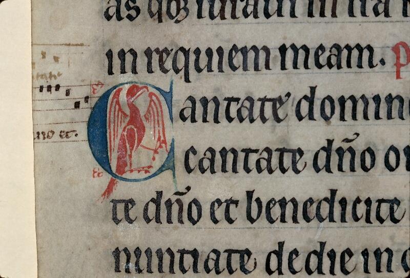 Evreux, Bibl. mun., ms. lat. 087, f. 110v