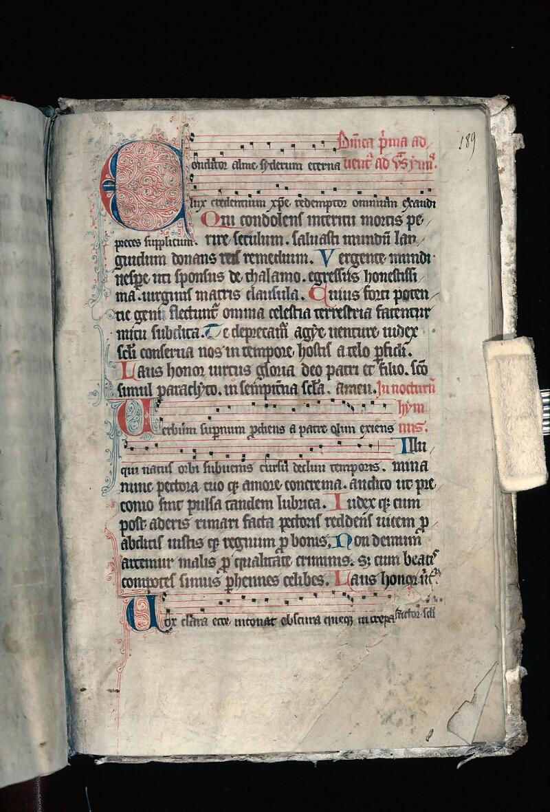 Evreux, Bibl. mun., ms. lat. 087, f. 189