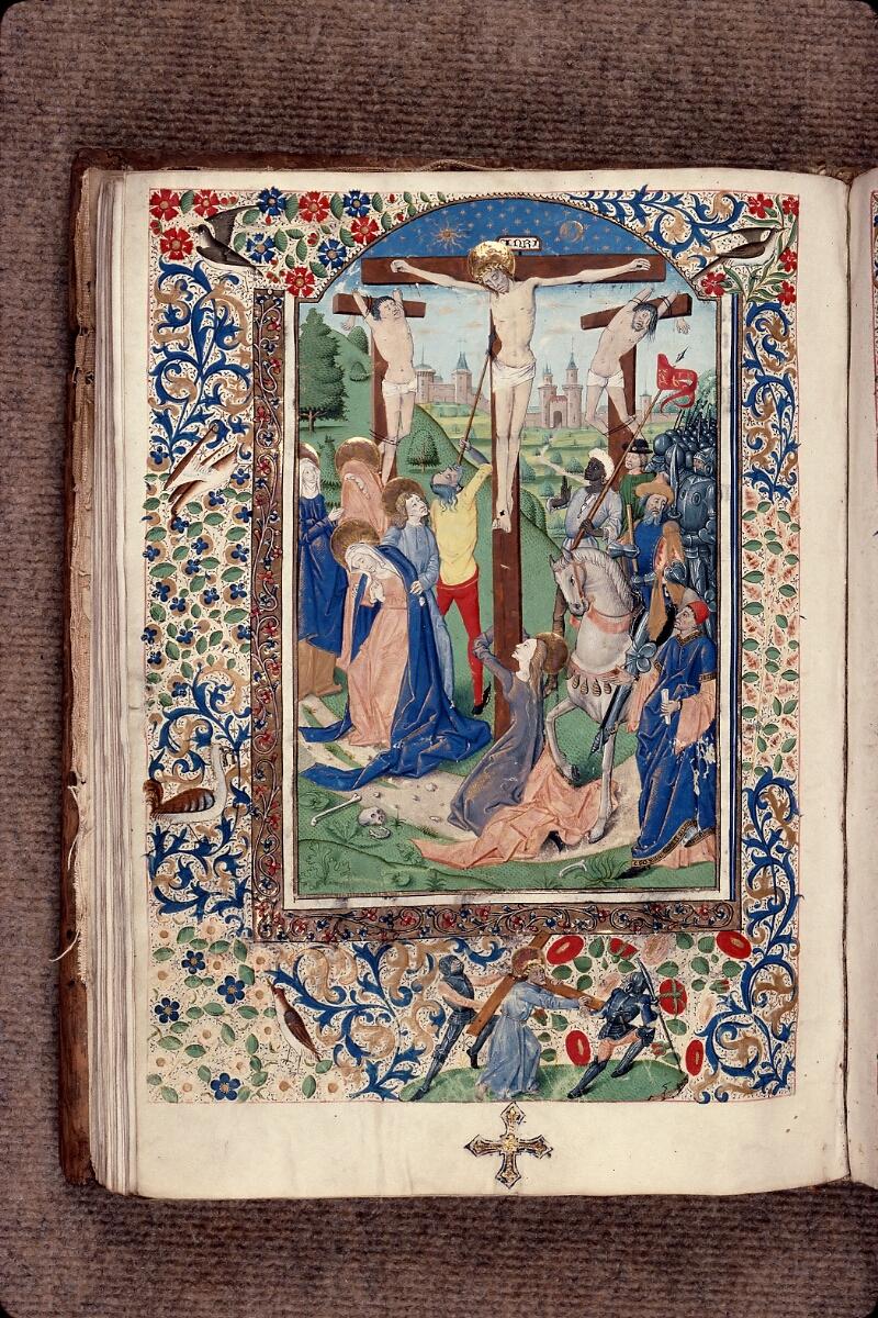 Evreux, Bibl. mun., ms. lat. 098, f. 065v - vue 1