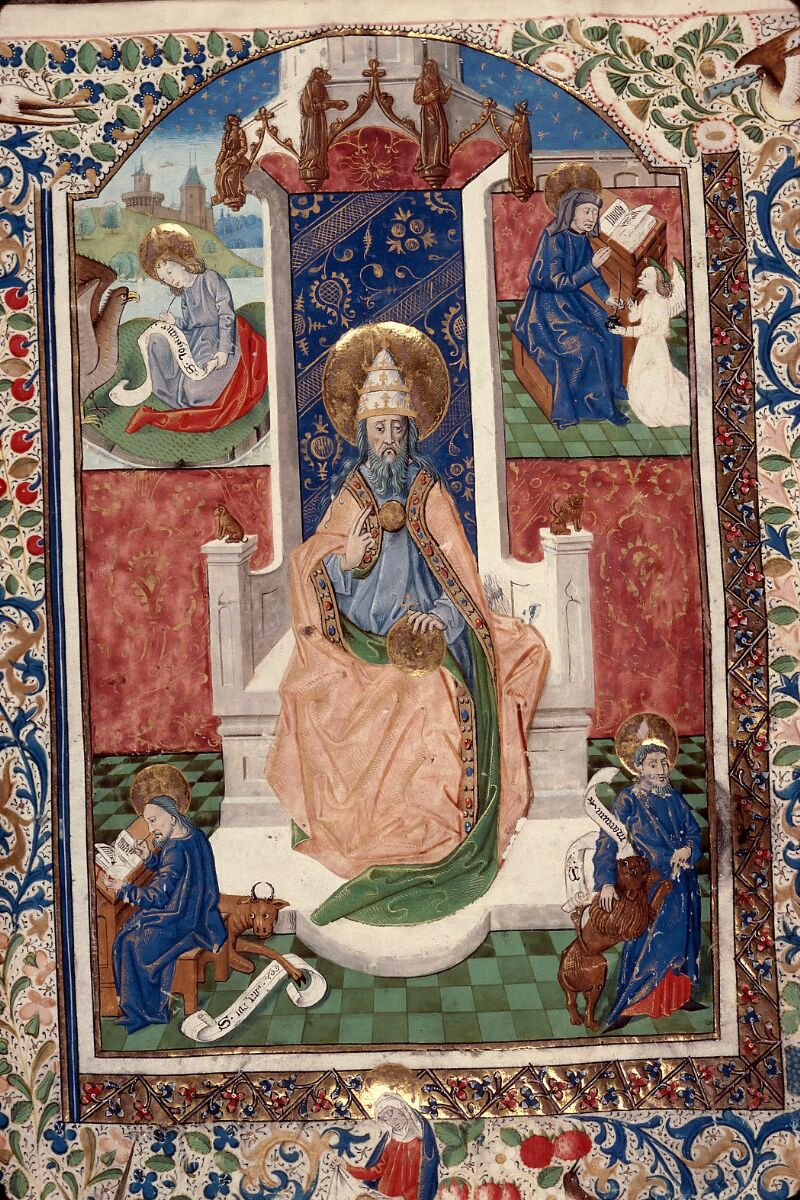 Evreux, Bibl. mun., ms. lat. 098, f. 066 - vue 02